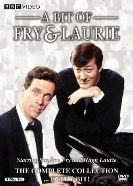 A Bit Of Fry And Laurie A Bit Of Fry An...