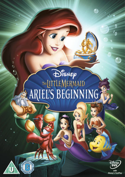 The Little Mermaid - Ariel's Beginning