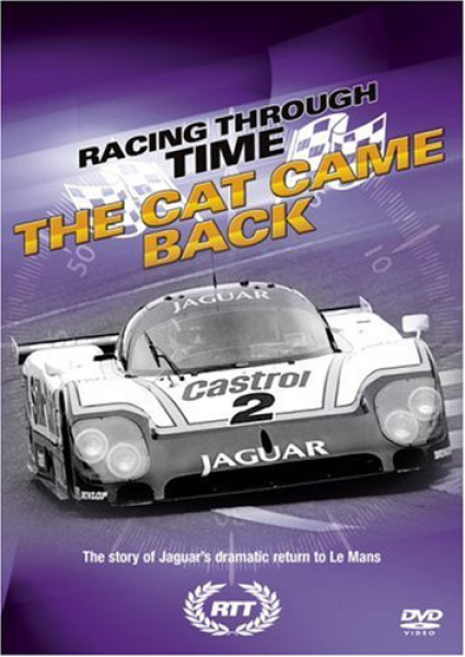 Racing Through Time - The Cat Came Back: Jaguar's Return...