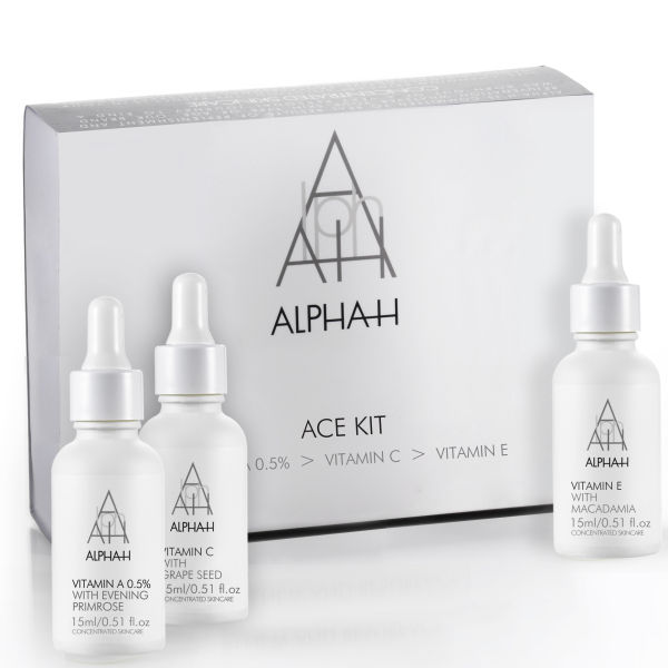Vitaminas Alpha-H Skin Loving