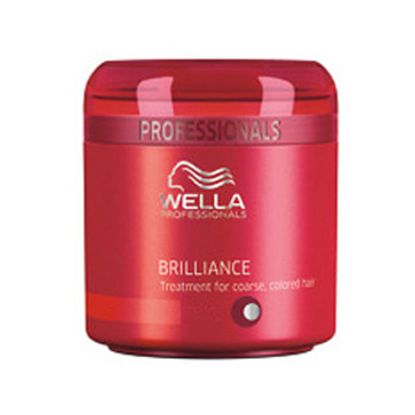 Champú brillante Wella Professionals Brilliance – Pelo tintado fino a normal (150ml)