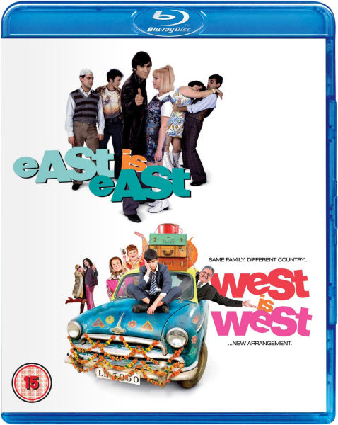 East is East / West is West - Double Pack