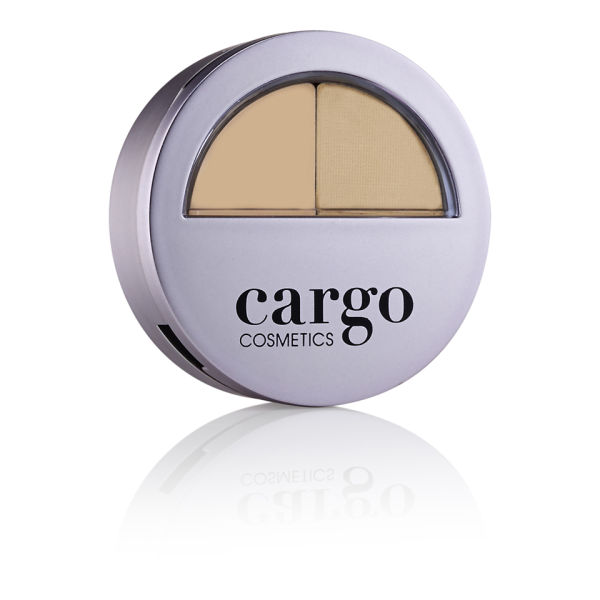 Cargo Cosmetics Double Agent coffret anti-cernes - 2N