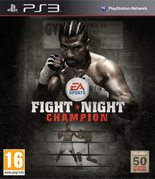 Boxing Games For Xbox One : Fight night champion ps zavvi españa