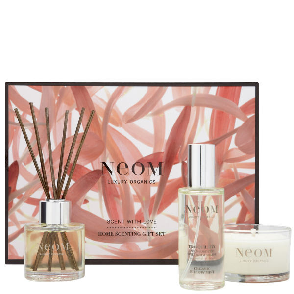 Neom Luxury Organics Scent With Love Home Scenting Gift