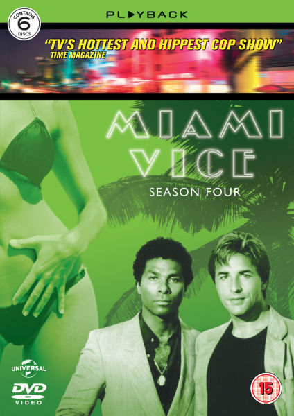 Miami Vice - Season 4