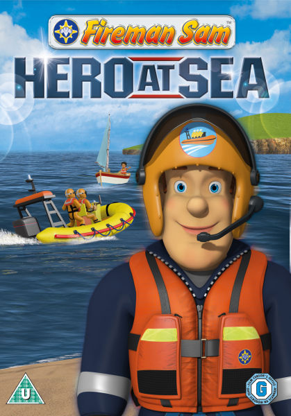 Fireman Sam: Hero at Sea DVD | Zavvi.com