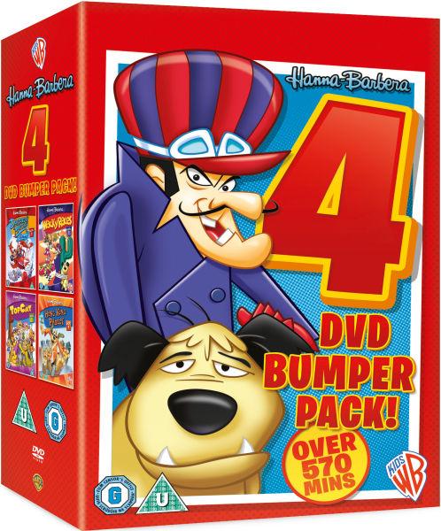 Hanna Barbera Quad