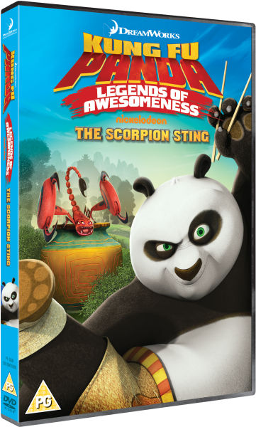 Kung Fu Panda Legends of Awesomeness S03 - Ep04 Mind Over ...