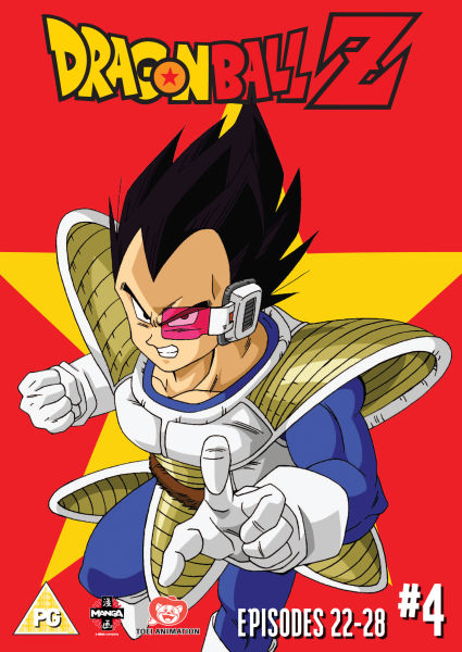 Dragon Ball Z - Season 1: Part 4 (Episodes 22-28)
