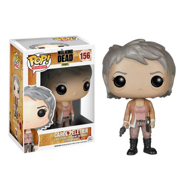 Figurine Pop! Carol Peletier The Walking Dead