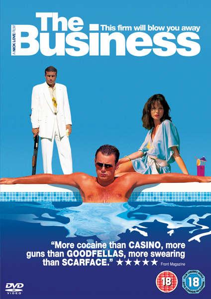 The Business Dvd Zavvi