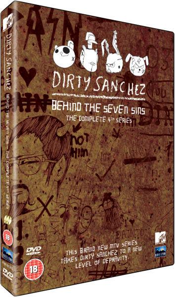 Dirty Sanchez - Series 4