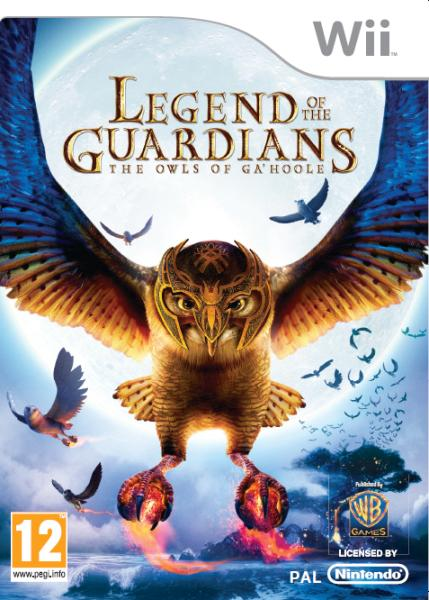 Legend of the Guardians - The Owls of Ga'Hoole: The Videogame