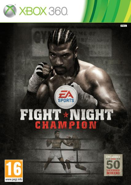 Fighting Games Xbox 1 : Fight night champion xbox zavvi