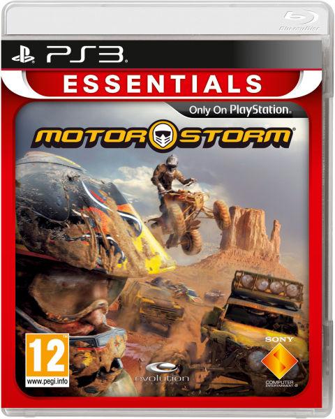 Motor Storm: Essentials