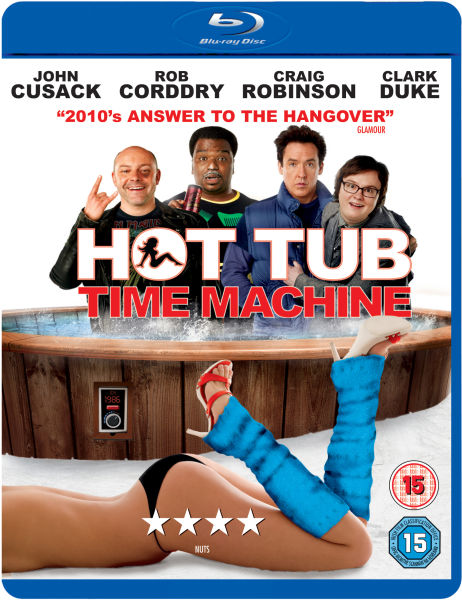 tub time machine
