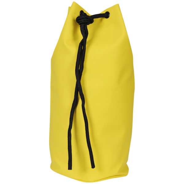 RAINS Sack Bag - Yellow