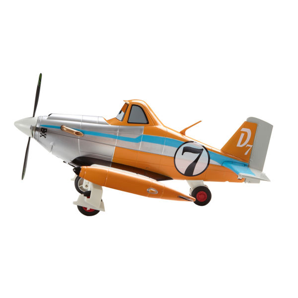 Planes - 1:24 R/C Driving Dusty Plane Merchandise | Zavvi.com