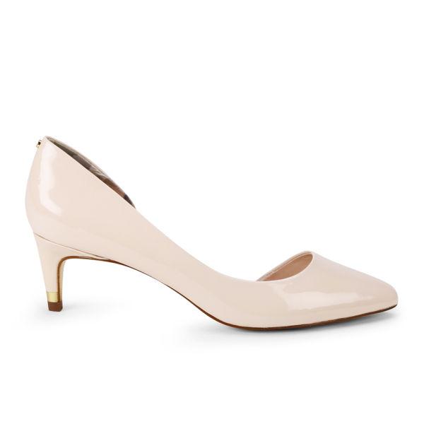 49ebcd116f3004 Ted Baker Women S Zenadia Patent Leather Kitten Heels Free