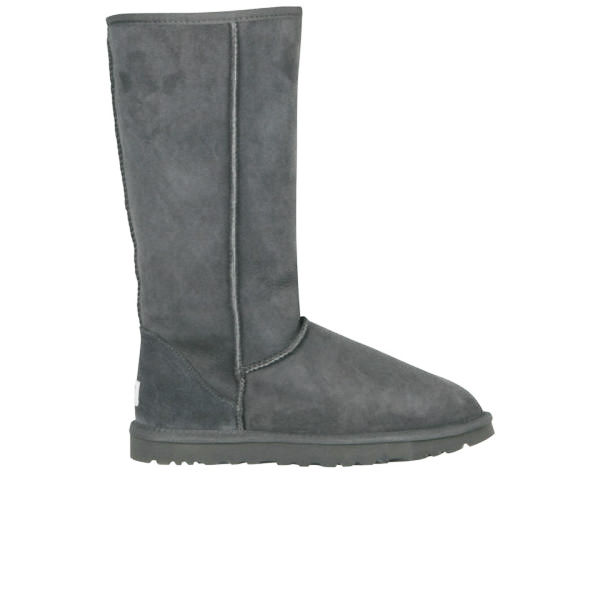 UGG Women's Classic Tall Sheepskin Boots - Grey