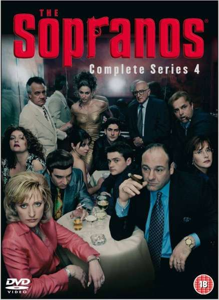 The Sopranos - Complete Series 4 Box Set