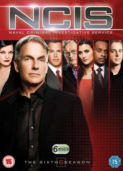 N.C.I.S. - Naval Criminal Investigative Service - Series 6 - Complete