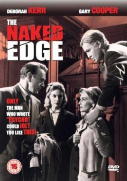 The Naked Edge Dvd Zavvi