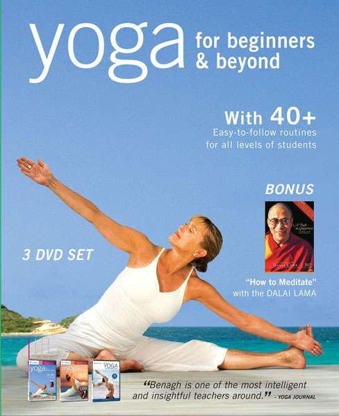 Various Artists - Yoga For Beginners & Beyond DVD