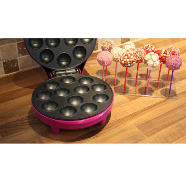 gourmet gadgetry cake pop maker iwoot. Black Bedroom Furniture Sets. Home Design Ideas