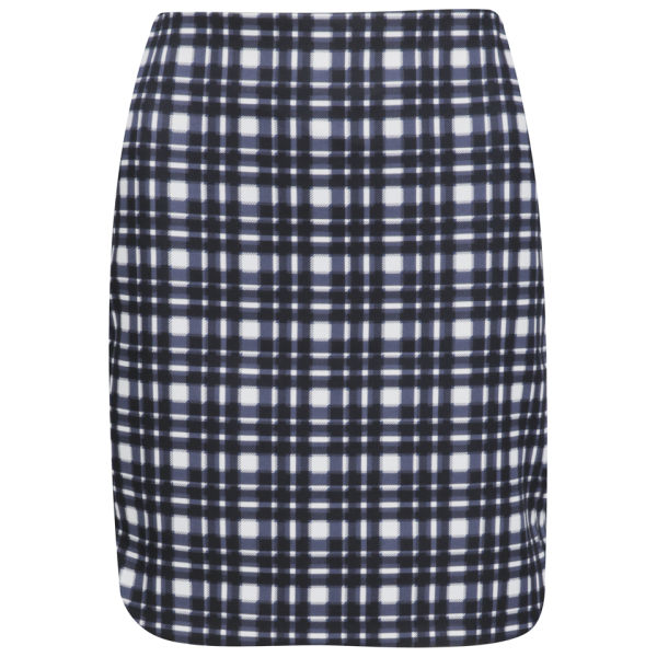 Finders Keepers Women's You Belong To Me Skirt - Tartan Print