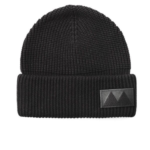 Marc by Marc Jacobs Fisherman Sweater Hat - Black