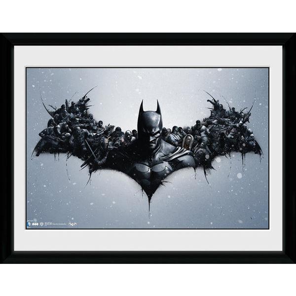 DC Comics Batman Comic Origins - Framed Photographic - 16 x 12inch