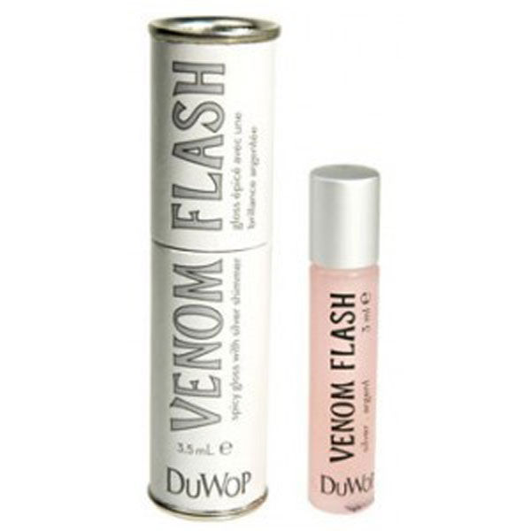 Duwop Lip Venom Flash Silver (3.5ml)