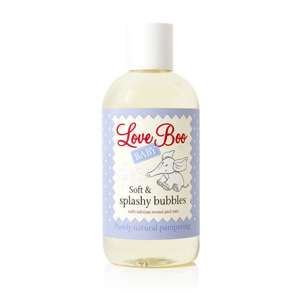 Love Boo Soft & Splashy Bubbles (250 ml)