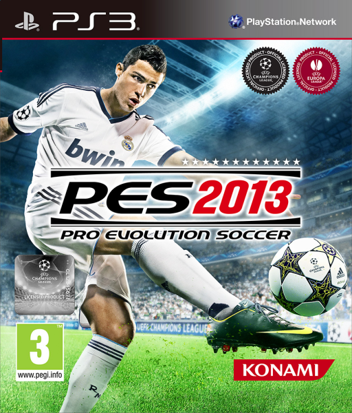 Pes 2013 Pro Evolution Soccer Ps3 Zavvi