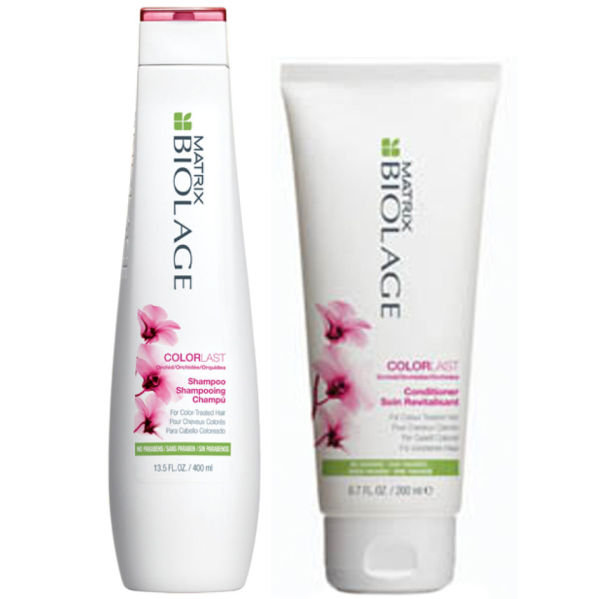 Shampoing et après-shampoing Matrix Biolage ColorLast Shampoo and Conditioner