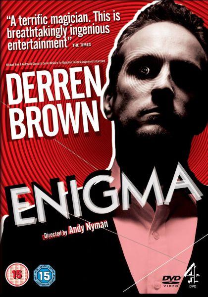 Derren Brown Enigma (live show)