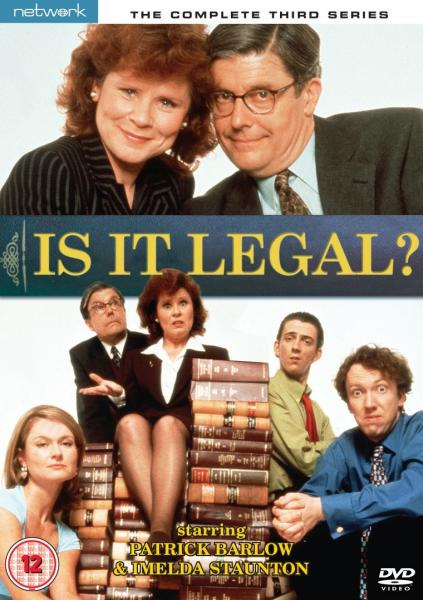 Is it Legal?: Complete Series 3