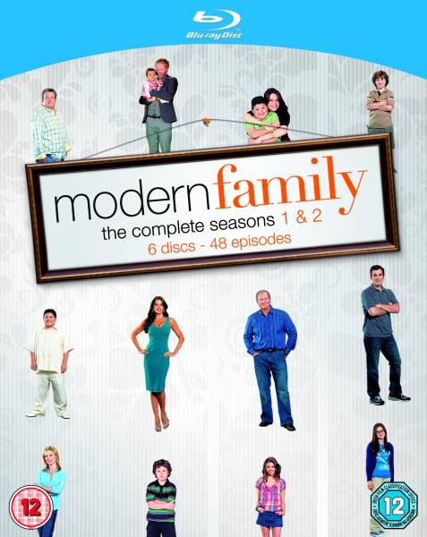 Modern Family - Seasons 1-2