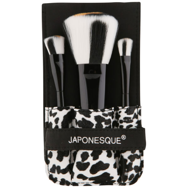 Japonesque Safari Chic Brush Set