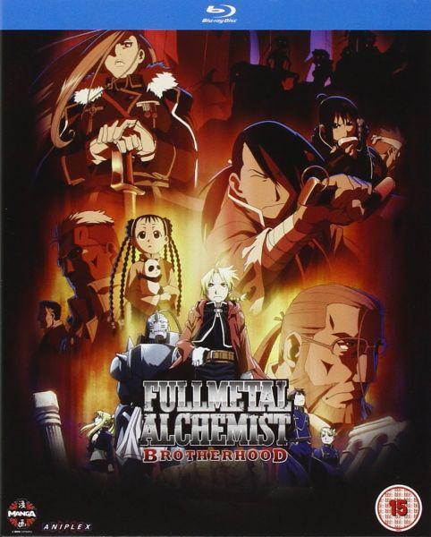 Fullmetal Alchemist Brotherhood - The Complete Series 1: Episodes 1-35