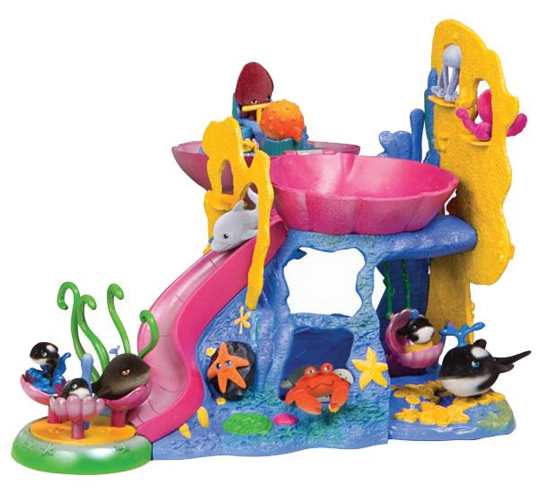 Ocean In My Pocket Coral Reef Playset Toys Thehut Com