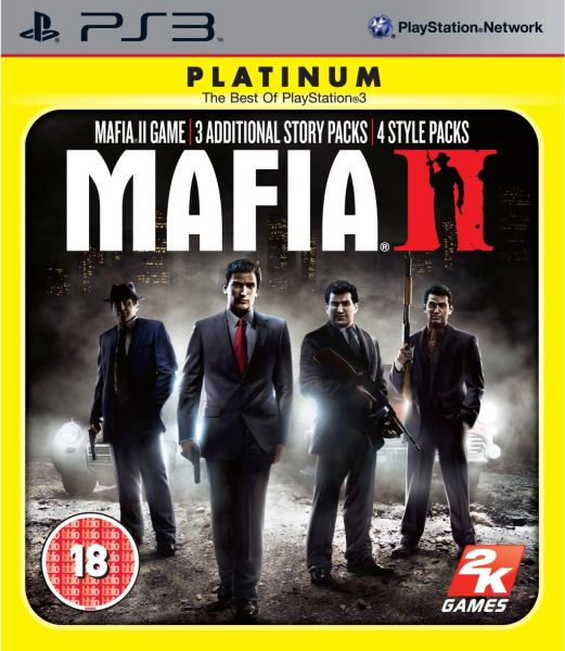 Mafia 2: Directors Cut (Platinum) PS3