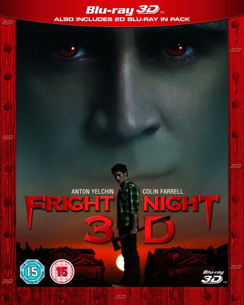 Fright Night 3D (Includes 2D and 3D Blu-Ray)