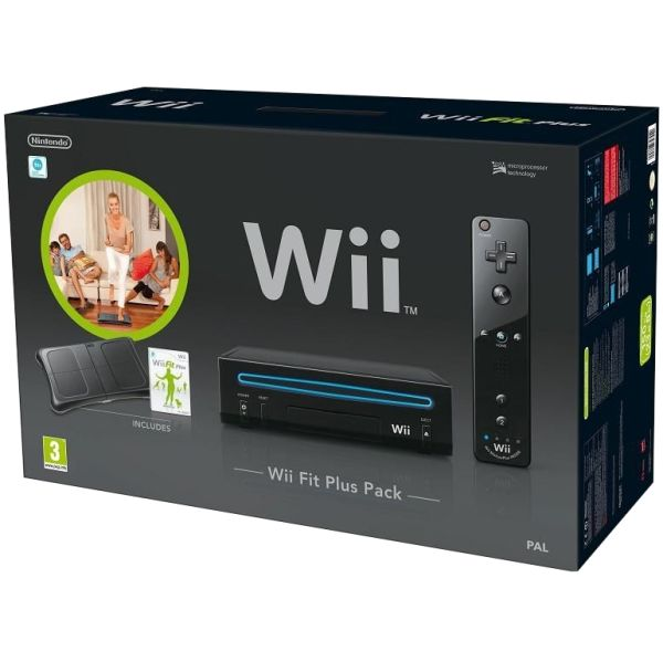Ebay Mastercard Login >> Nintendo Wii Console Bundle: With Wii Fit Plus, Wii ...