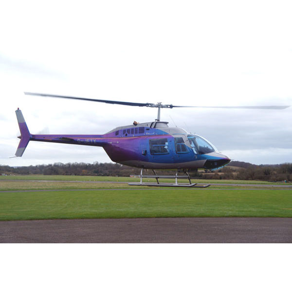 Helicopter Flight For Two In Scotland Special Offer  IWOOT