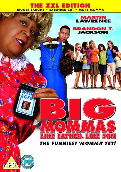 Big Mommas: Like Father, Like Son - Double Play (Includes DVD and Digital Copy)