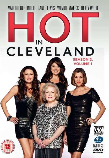 Amazoncom Hot in Cleveland Season 1 Valerie Bertinelli