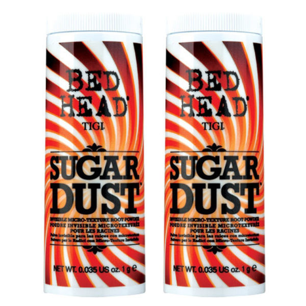 Tigi Bed Head Candy Fixations Sugar Dust Duo Health Beauty